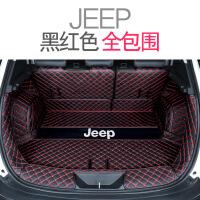 适用于2019款jeep指南者后备箱垫全包围吉普自由光自由侠后备箱垫