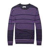 思莱德男士时尚商务休闲针织衫17-1-2-411124025010