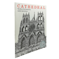 Cathedral:The Story of Its Construction [平装]