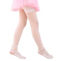 女童打底裤蕾丝夏季丝袜超薄款儿童连体裤袜过膝网袜公主跳舞蹈袜