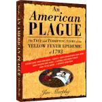 英文原版 American Plague 美国瘟疫 2004年纽伯瑞银奖 儿童启蒙章节桥梁书