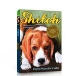 英文原版正版英文 Shiloh 1992年纽伯瑞金奖获奖作品 小说 儿童文学 喜乐与我 儿童课外书