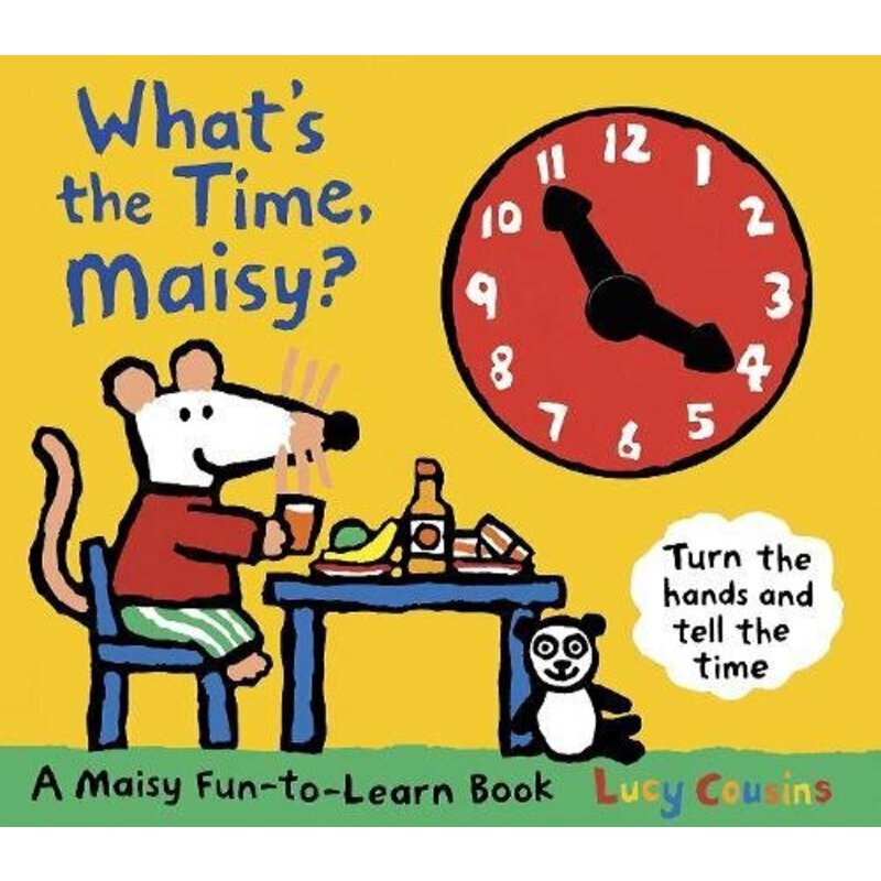 What's The Time  Maisy?
