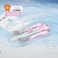 儿童筷子训练筷 专用练习筷 宝宝学习筷餐具套装