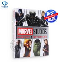 现货 漫威影业角色百科全书 英文原版 Marvel Studios Character Encyclopedia 复联4