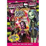 【预订】Monster High: Freaky Fusion the Junior Novel