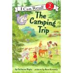 【预订】Pony Scouts: The Camping Trip 9780606350693