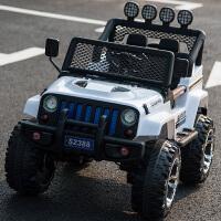 儿童电动车四轮宝宝遥控车可坐人小孩玩具汽车四驱越野超大号童车