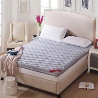 20180714204029397磨毛加厚保暖床垫单人学生宿舍1.2米床垫双人寝室1.8m垫子垫褥