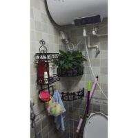 铁艺壁挂吊兰花架墙上墙角花盆架绿萝转角置物架阳台花几