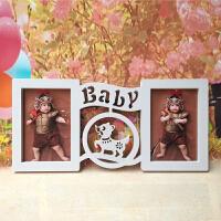宝宝相框创意摆台儿童可爱组合洗照片四寸五寸六寸卡通12生肖
