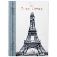 【现货】英文原版 The Eiffel Tower埃菲尔铁塔 绘画画册 手绘 绘本画册 手稿图纸 艺术绘画画册