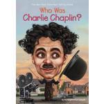 【现货】英文原版 Who Was Charlie Chaplin? 卓别林是谁? 名人传记系列 中小学生读物