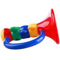皇室儿童婴幼儿0-1岁早教乐器玩具小宝宝星星喇叭可吹奏J