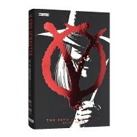 现货V字仇杀队30周年纪念版 英文原版小说 V for Vendetta 30th Anniversary Deluxe