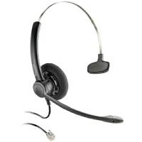 缤特力 SP11 有线电话耳机 客服话务耳麦 降噪高清通话 RJ11电话线接口 AVAYA IP电话适用呼叫中心