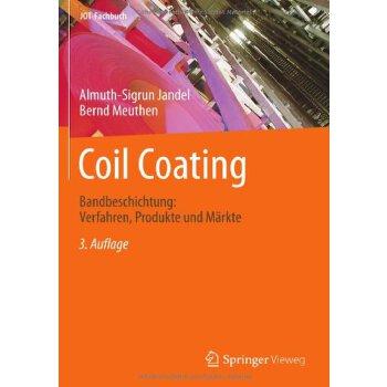 【预订】Coil Coating: Bandbeschichtung: Verfahren 9783834819710 美国库房发货,通常付款后3-5周到货!