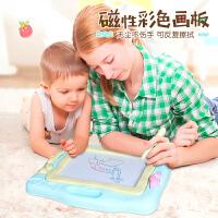 【悦乐朵玩具】儿童早教益智创意涂鸦绘画板磁性画板桌写字板3-6岁男孩女孩玩具