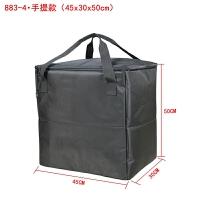 台式电脑小机箱收纳包主机背包加厚防水多功能手提袋
