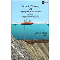 【预订】Tectonic, Climatic, and Cryospheric Evolution of the An