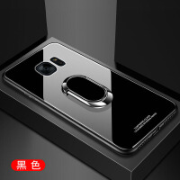 三星s7e手机壳S7玻璃保护硅胶套SM一G9350曲面屏galaxy防摔G9300软硬壳G9308男