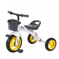 麦宝创玩 儿童三轮车 童车三轮手推车宝宝脚踏车多功能自行车 小孩脚踏车