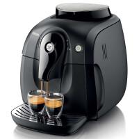 飞利浦(Philips)HD8650 家用咖啡机 全自动咖啡机 意式现磨煮