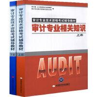 2014年初中级审计师考试教材审计专业相关知识(上册)+审计理论与实务(下册)