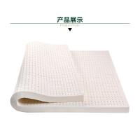 经济型天然橡胶床垫定制做5/10cm榻榻米乳胶床垫褥子1.51.8m 1