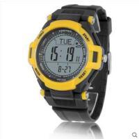 百搭手表休闲旅行手表户外多功能运动登山手表指南针高度气压计