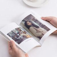 创意情侣照片书定制相册制作diy手工自制浪漫纪念做抖音生日礼物