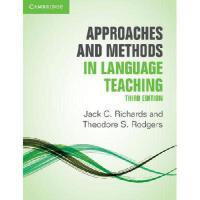 【预订】Approaches and Methods in Language Teaching Y9781107675