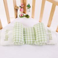 婴儿枕头纠防偏头宝宝0-1-3岁新生儿荞麦定型枕头夏季透气