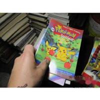 【旧书二手书九成新】pichu's apple company pokemon junior 14 59573【沫若】