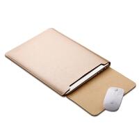 联想小米笔记本70S小新air3pro电脑内胆包女2.5寸3.3保护皮套