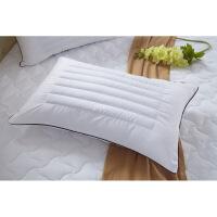 新品秒杀纤丝羽绒枕头单人枕芯荞麦决明子枕头纤维枕头芯