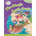 BR-IE-L6- 3 The Magic Earth Genie《神奇的大地精灵》ISBN 9789882299504