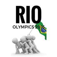 【预订】Rio Olympics 2016: Brazil Rio Olympic 2016 White Journa