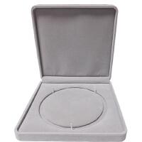 盒收纳首饰珍珠项链 绒布珠宝饰品包装结婚礼品欧式公主韩国