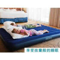 折叠便携充气床垫家用双人气垫床户外帐篷 午休冲气折叠床加厚