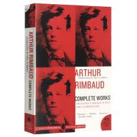 正版现货 兰波作品全集 英文原版诗歌散文集 Arthur Rimbaud Complete Works 19世纪法国诗