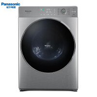 松下(panasonic)XQG80-S8055 8公斤全自动洗衣机滚筒洗衣机