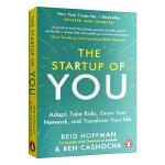 至关重要的关系 英文原版书 The Start-up of You 全球化视野 应对21世纪新商业环境中的变化 英文版