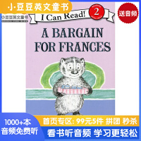A Bargain for Frances 被捉弄的弗朗西斯 [4-8岁]