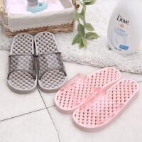 浴室防滑拖鞋漏水脚底按摩拖鞋居家日用室内情侣凉拖鞋