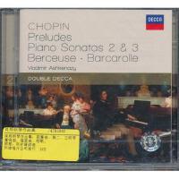 [现货]进口原版 CD 肖邦钢琴作品集