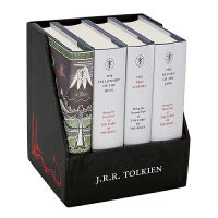 中土世界套装:霍比特人80周年 英文原版小说 指环王魔戒The Middle-earth Treasury: The