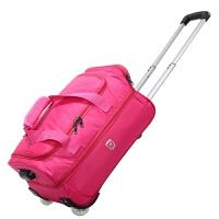 拉杆包防水可大可小可叠旅行箱包拉杆箱牛津布旅游行李箱包男女