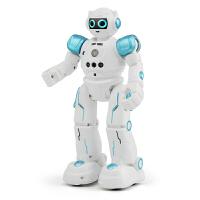 儿童遥控机器人充电动会跳舞小孩感应玩具机器人玩具