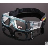 防撞运动眼镜男士足球眼镜护目镜框架眼睛篮球眼镜近视防雾运动眼镜